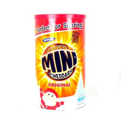 McVitie's McVities Mini Cheddars Tub 260g