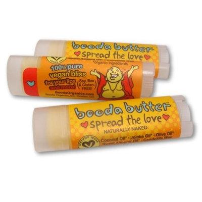 Booda Organics Booda Butter - Handmade, Organic & Vegan Lip Balm