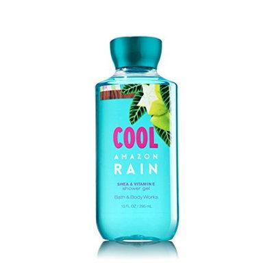 Bath & Body Works Shea & Vitamin E Shower Gel Cool Amazon Rain