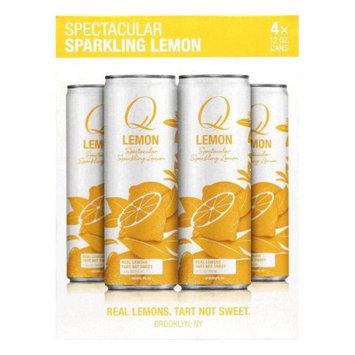 Q Tonic Tonic 4 Pack Lemon 48 Oz Case Of 6