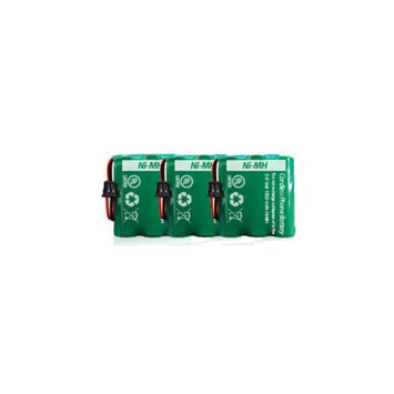 Battery For All Brands BPT18 (3 Pack) Cordless Phone Battery