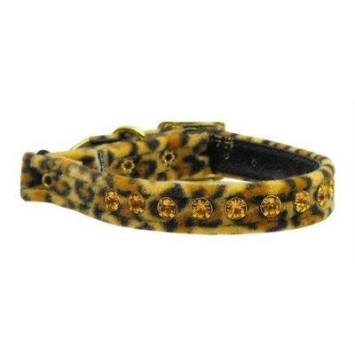 Mirage Animal Print Cat Safety Collar Leopard 12