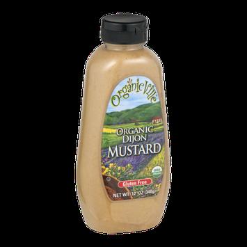 OrganicVille Gluten Free Dijon Mustard