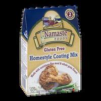 Namaste Foods Gluten Free Homestyle Coating Mix - 2 CT