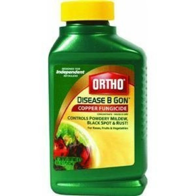 The Scotts Company Scotts Company 1600910 Ortho Disease B Gon Copper Fungicide Concentrate, 16-Ounce (Discontinued by Manufacturer)
