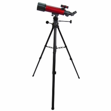 Carson Optical Red Planet Series RP-200 Refractor Telescope