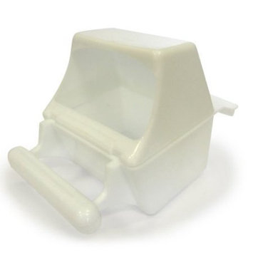 Yml Group Inc YML Lot of 2 Plastic Cup for Cage Sizes 18x14