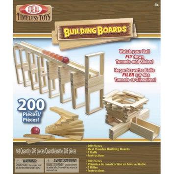 Alex Brands Ideal 95PLBL 200pc Building Boards Wood Construction 200-