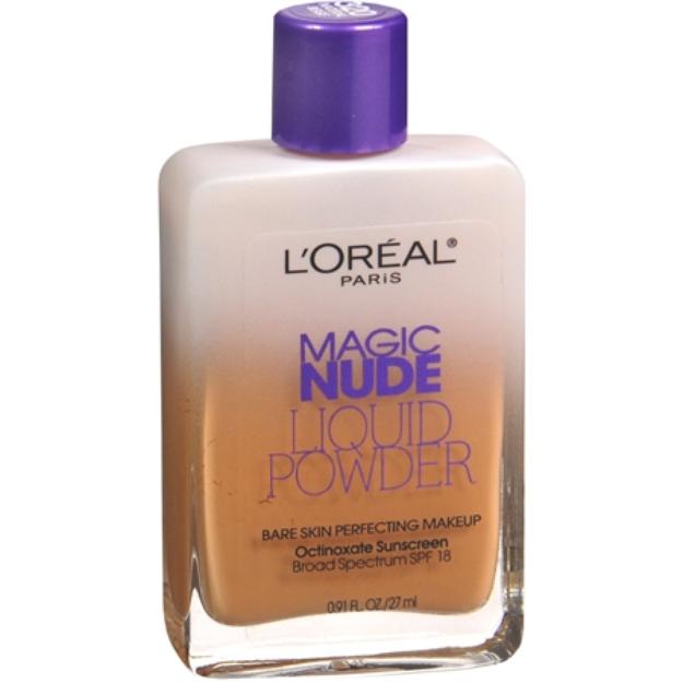 L'Oréal Magic L'Oréal Paris Magic Nude Liquid Powder Bare Skin Perfecting Makeup