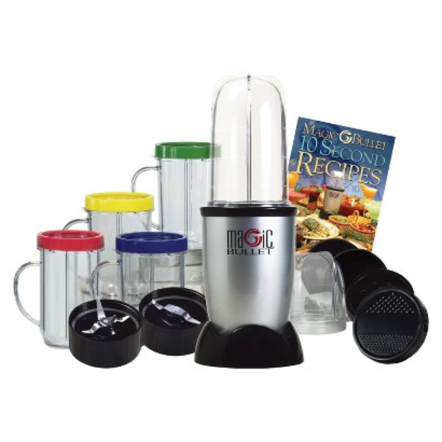 Magic Bullet Blender 17-pc.