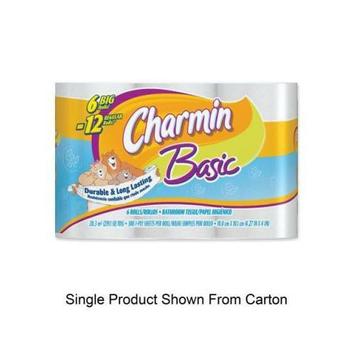 P&G Charmin Basic Big Roll Toilet Paper