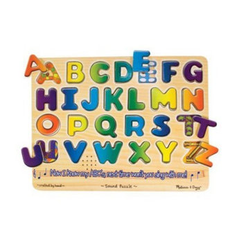 Melissa and Doug Sound Jigsaw Puzzle