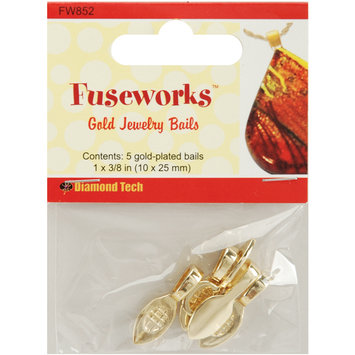 Diamond Tech Crafts FW-FNDG-852 Fuseworks Jewelry Findings