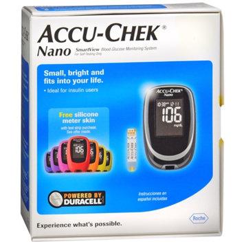 Accu-Chek Nano SmartView Blood Glucose Monitoring System