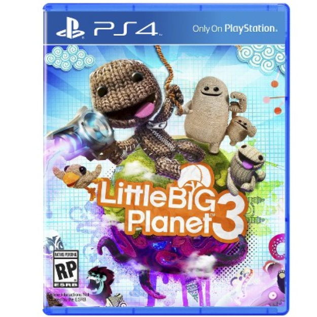 Sony Little Big Planet 3 (PlayStation 4)