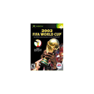 EA FIFA 2002 World Cup Xbox