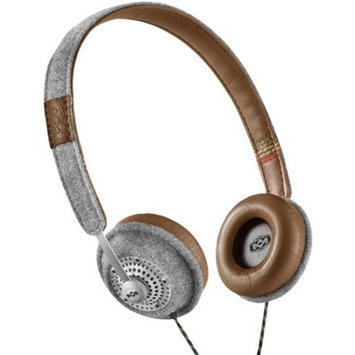 Marley Harambe Headphones - Saddle
