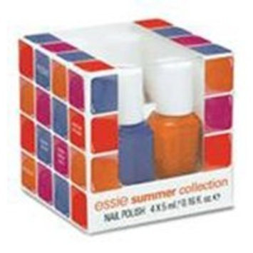 Braziliant Summer collection essie 2011 Summer collection Mini 4pk