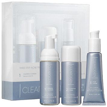Clearogen Three Step Acne Treatment Set