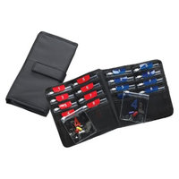 Lewis and Clark Lewis N. Clark AM/PM Pill Organizer - Black