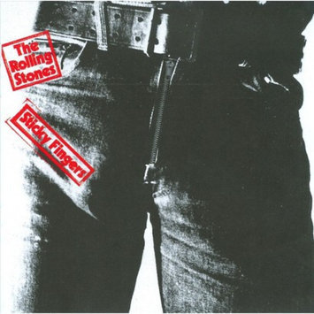 Universal The Rolling Stones ~ Sticky Fingers [Remastered] (new)