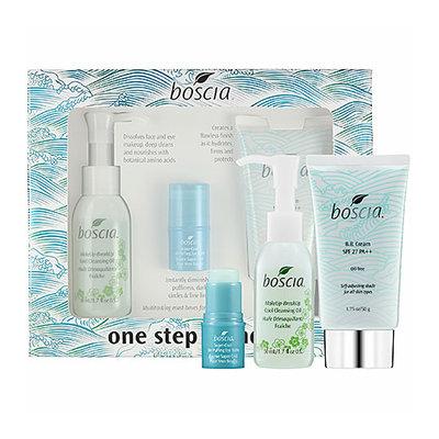 boscia One Step Wonders kit