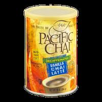Pacific Chai Decaffeinated Vanilla Chai Latte