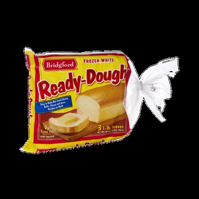 Bridgford Ready-Dough Frozen White Loaves - 3 CT