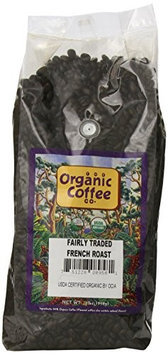 The Organic Coffee Co. Fairly Traded French Roasted Coffee, 32oz