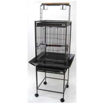 YML Sky Playtop Bird Cage