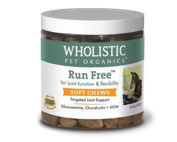 Wholistic Pet Organics Run Free, 60 softchews