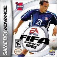 EA FIFA Soccer 2003 GameBoy Advance
