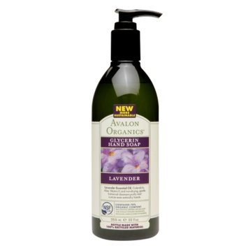 Avalon Organics Glycerin Hand Soap Lavender