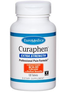 Euromedica Curaphen Extra Strength 120 tabs