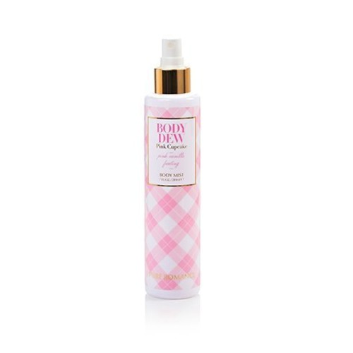 Pure Romance Body Dew Pink Cupcake After-bath Body Oil [Pink Cake]