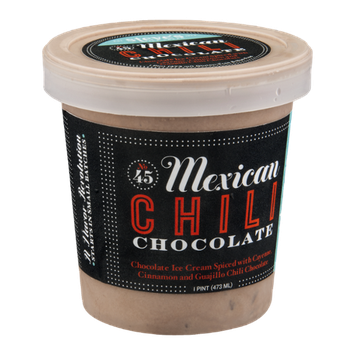 Steve's Ice Cream Mexican Chili Chocolate