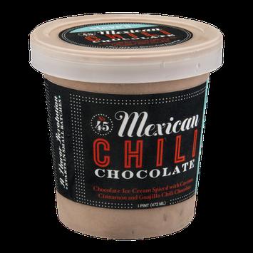 Steve's Ice Cream Mexican Chili Chocolate