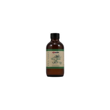 Vitacost Brand Vitacost 100% Pure Tea Tree Oil -- 4 fl oz (118 ml)
