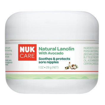 NUK Care Soothing Lanolin Cream with Avocado
