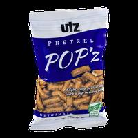 Utz Pretzel Pop'z