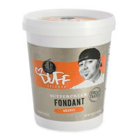Duff Goldman by Gartner Studios Fondant, Orange, 2-Pounds