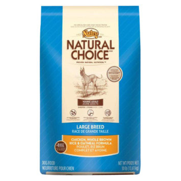 Nutro Natural Choice NUTROA NATURAL CHOICEA Large Breed Young Adult Dog Food