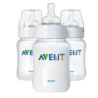 Avent Philips  BPA Free Classic 9 Ounce Polypropylene Bottles