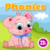 22learn, LLC Phonics: Fun on Farm