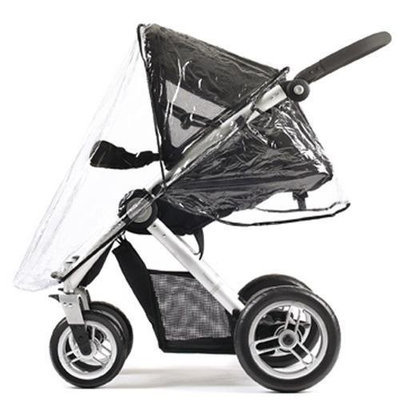 Mutsy RainCover for Transporter Seat (Discontinued by Manufacturer)