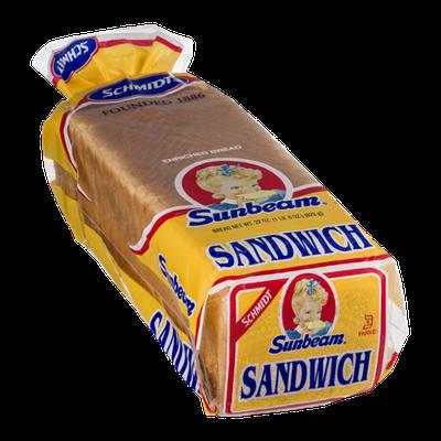 Schmidt Sunbeam Sandwich Enriched Bread