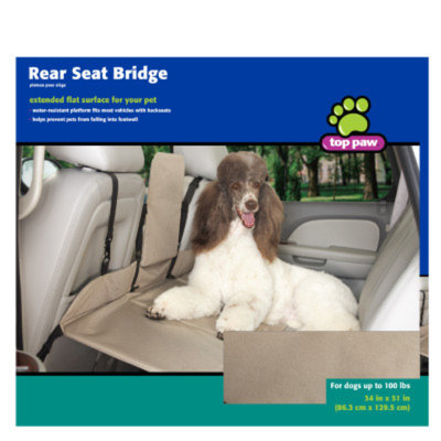 Top Paw Rear Seat Bridge