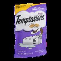 Whiskas Temptations Creamy Dairy Flavor Treats for Cats