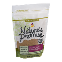 Nature's Promise Organics Organic Light Brown Sugar