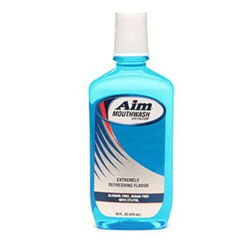 Aim Dental Care Aim Mouthwash With Calcium
